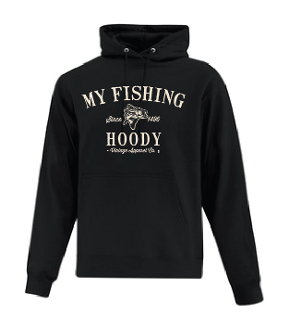 MY FISHING HOODY