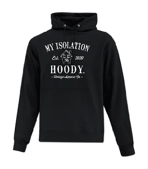 A MY ISOLATION HOODY YOUTH